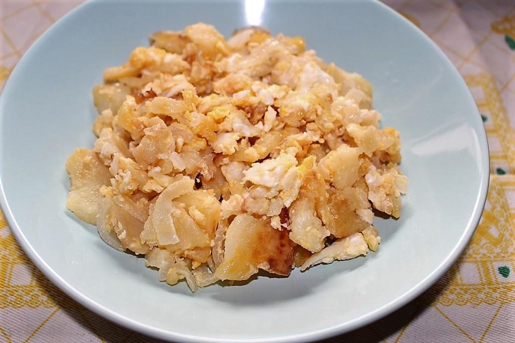 Cocina patatas con cebolla y bacalao for Cocina bacalao con patatas